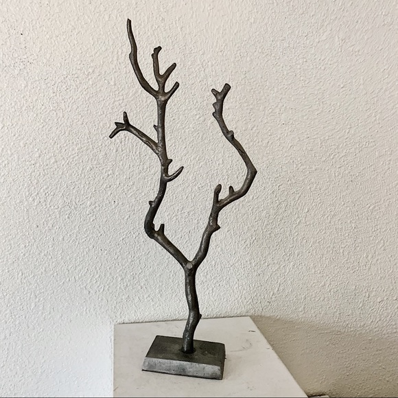 Urban Outfitters Other - Urban Outfitters Silver Tree Branch Jewelry Holder
